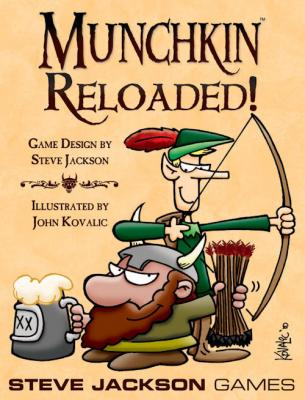 Munchkin: Reloaded!