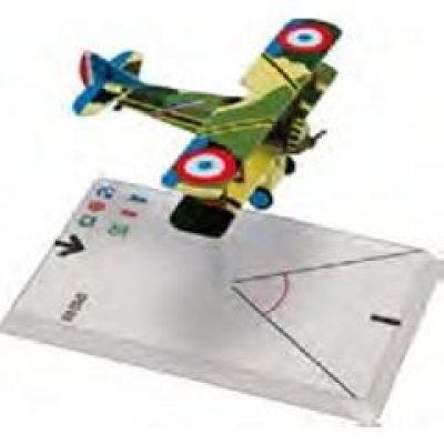 Wings of Glory: WW1 Airplane Pack - Spad XIII (Coadou)