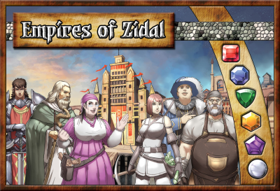 Empires of Zidal