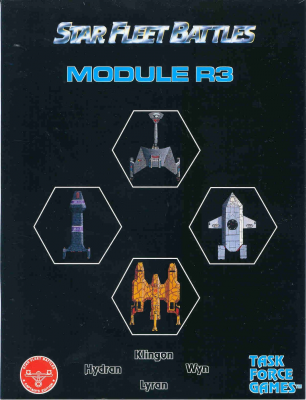 Star Fleet Battles: Module R3 – Reinforcements 2