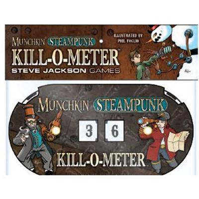 Munchkin Steampunk Kill-O-Meter