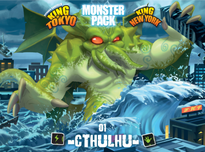 King of Tokyo: Monster Pack – Cthulhu