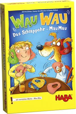Wau Wau: Das Schlappohr-Mau Mau