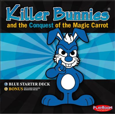 Killer Bunnies and the Conquest of the Magic Carrot