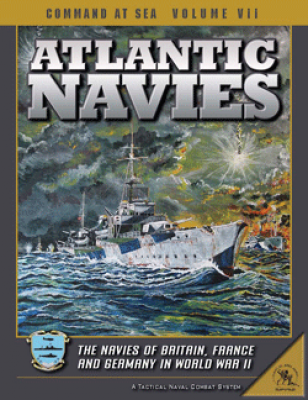 Atlantic Navies: Command at Sea Volume VII