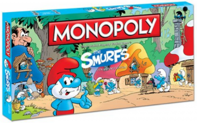 Monopoly: The Smurfs Collector's Edition