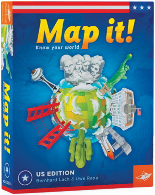 Map It! U.S. Edition