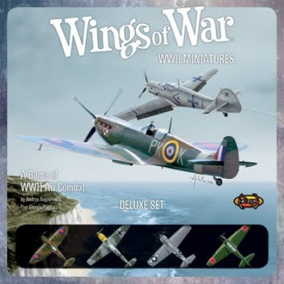 Wings of War: WW2 Deluxe set