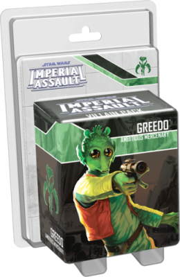 Star Wars: Imperial Assault – Greedo Villain Pack