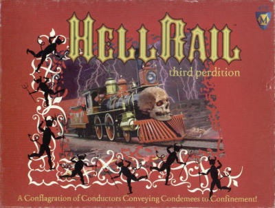 HellRail: Third Perdition