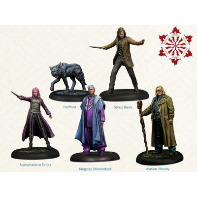 Harry Potter Miniatures Adventure Game: Order of the Phoenix Pack