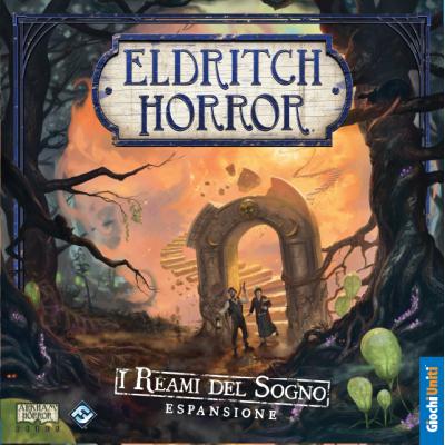 Eldritch Horror: I Reami del Sogno