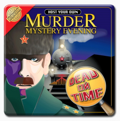 Murder Mystery Evening: Dead on Time