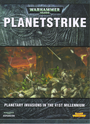 Warhammer 40,000 Expansion: Planetstrike