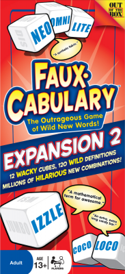 Faux•Cabulary: Expansion 2