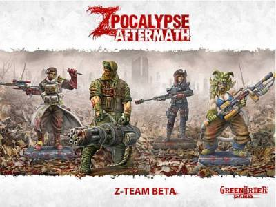 Zpocalypse: Aftermath - Z-Team Beta