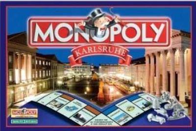 Monopoly: Karlsruhe