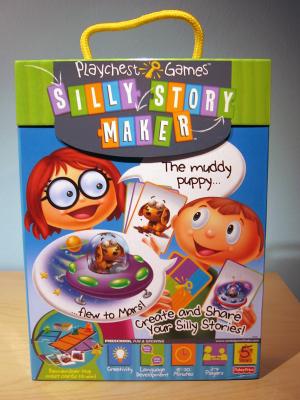 Silly Story Maker