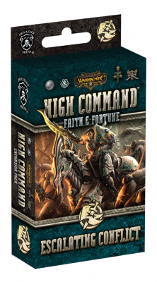 Warmachine: High Command - Faith and Fortune: Escalating Conflict