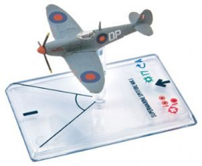 Wings of War: WW2 Airplane Pack - Supermarine Spitfire Mk.I (Le Mesurier)