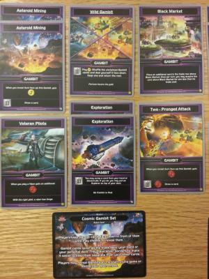 Star Realms: Cosmic Gambits