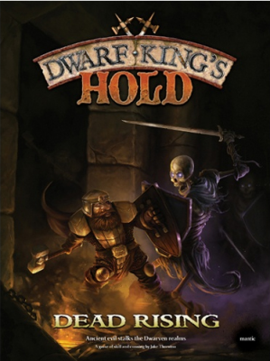 Dwarf King's Hold: Dead Rising