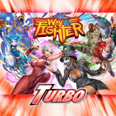 Way of the Fighter: Turbo