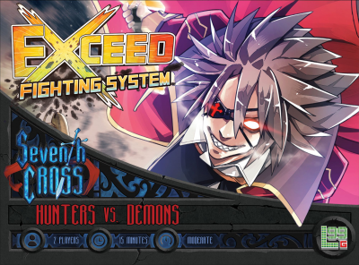 Exceed: Seventh Cross – Hunters vs. Demons Box