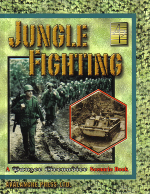 Panzer Grenadier: Jungle Fighting
