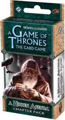 A Game of Thrones: The Card Game - A Hidden Agenda