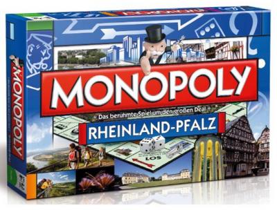 Monopoly - Rheinland-Pfalz