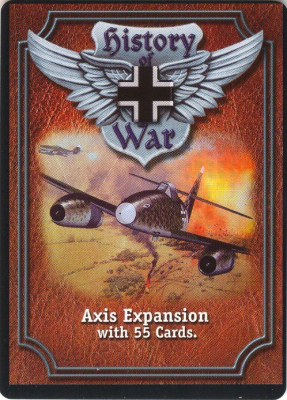 History of War - Axis Expansion Set