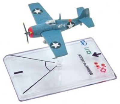 Wings of War: WW2 Airplane Pack - Wildcat F4F3 (Galer)