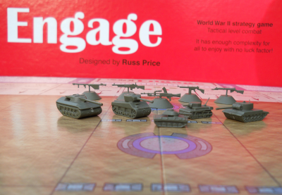 Engage: American Units