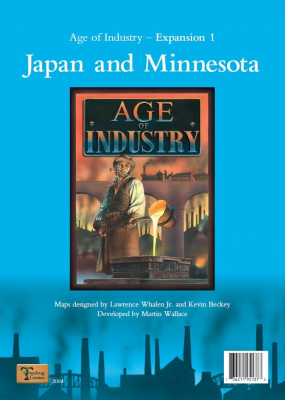 Age of Industry Expansion #1: Japan and Minnesota
