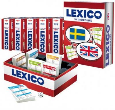 Lexico SWE-ENG