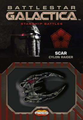 Battlestar Galactica: Starship Battles – Scar Cylon Raider