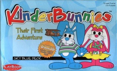 Kinder Bunnies: Their First Adventure