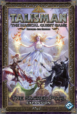 Talisman (fourth edition): The Sacred Pool Expansion
