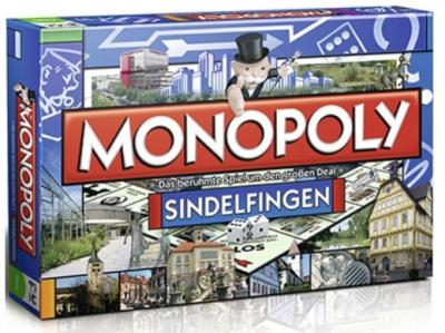 Monopoly - Sindelfingen