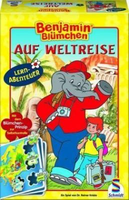 Benjamin Blümchen: Lernabenteuer Auf Weltreise