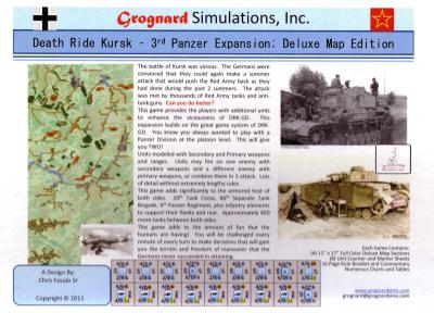 Death Ride Kursk: 3rd Panzer Expansion