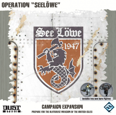 "Dust Tactics: Operation ""SeeLöwe"""