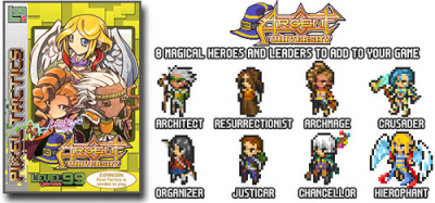 Pixel Tactics: Argent University