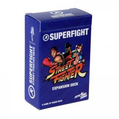 Superfight: The Street Fighter Deck