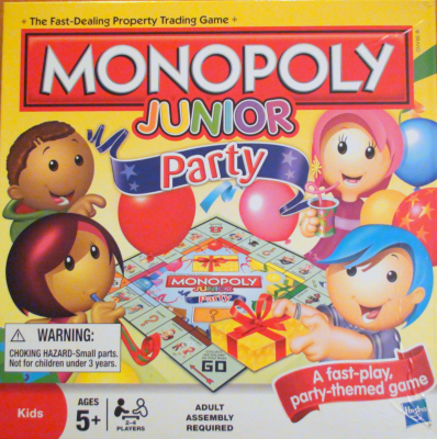 Monopoly Junior - Party