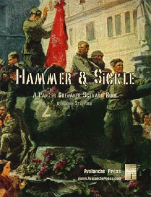 Panzer Grenadier: Iron Curtain: Hammer & Sickle