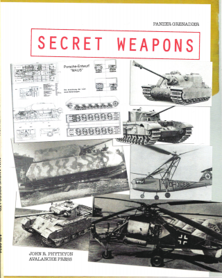 Panzer Grenadier: Secret Weapons