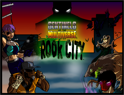 Sentinels of the Multiverse: Rook City