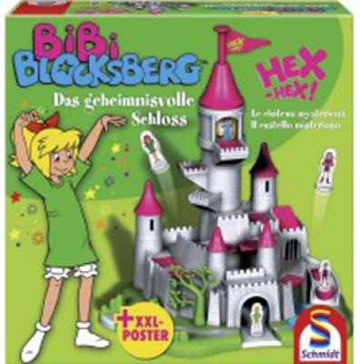 Bibi Blocksberg: Das geheimnisvolle Schloss